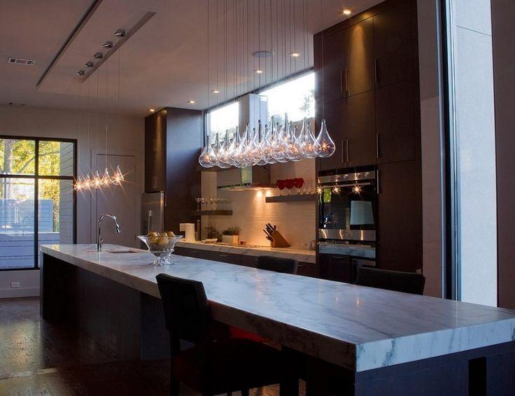 Les appareils d'éclairage sont les bijoux de votre maison. La lampe suspension design est donc la haute joaillerie! Veuillez explorer ses multiples visages