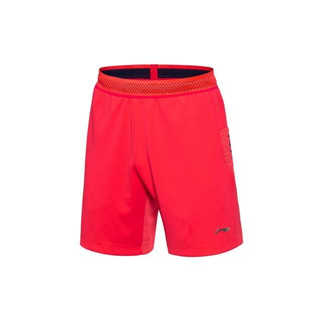 Li-Ning Men Badminton Competition Shorts National Team Regular Fit ATDRY LiNing Professional
