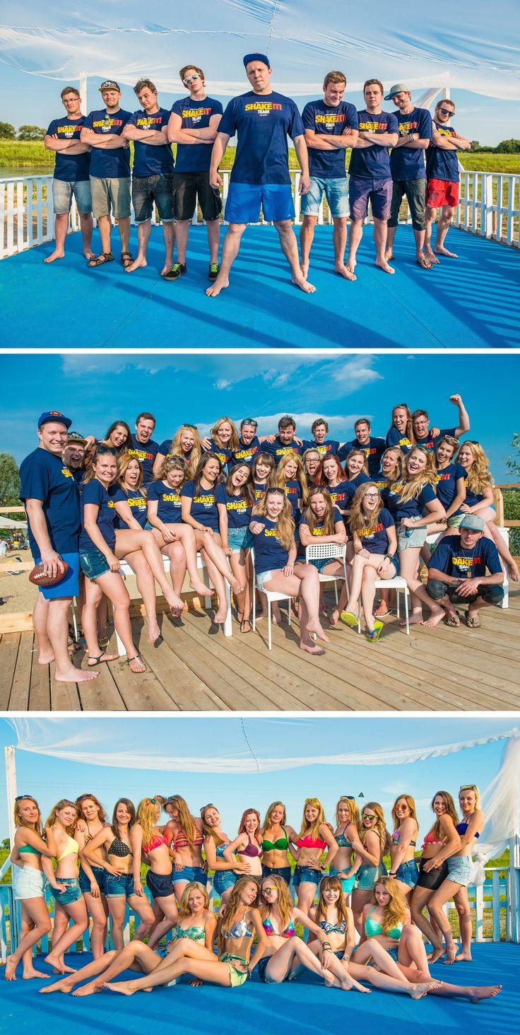 SHAKE IT! Family Photo Session 2015 w wilanowskim Lake Parku