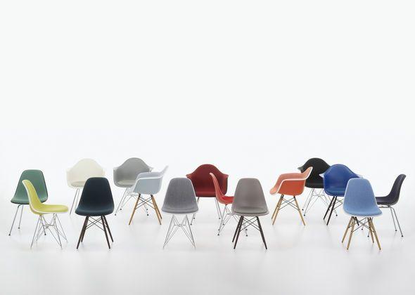 Eames Plastic Chair www.vitra.com www.meijerwonen.nl