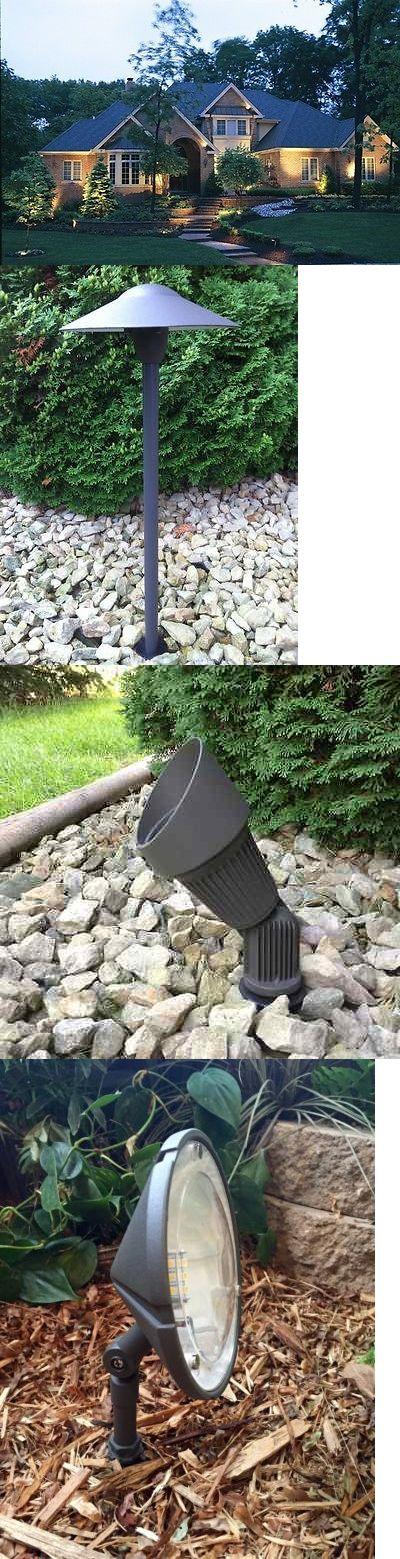 Landscape and Walkway Lights 94940: Led Outdoor Low Voltage Landscape Lighting Kit 300 Watt Transformer Wire Bronze2 -> BUY IT NOW ONLY: $432.89 on eBay!