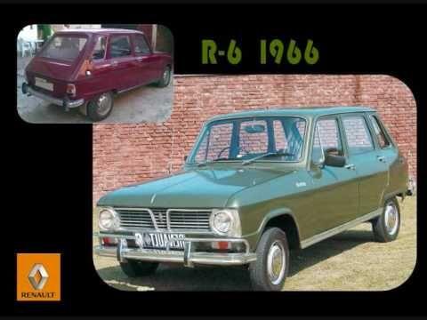 Renault 1934-1990