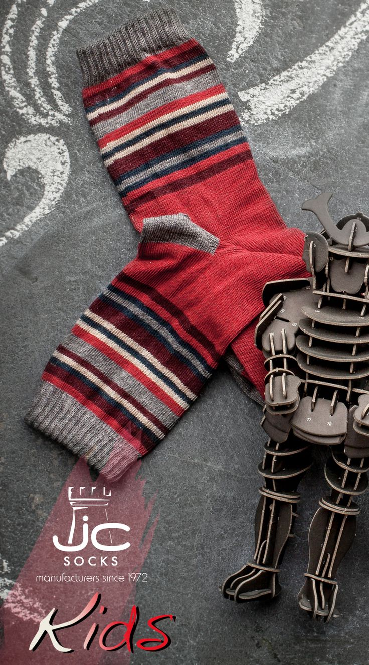 Calcetines niño y niña, colección otoño-invierno 2016 de J.C Socks, fabricantes desde 1972