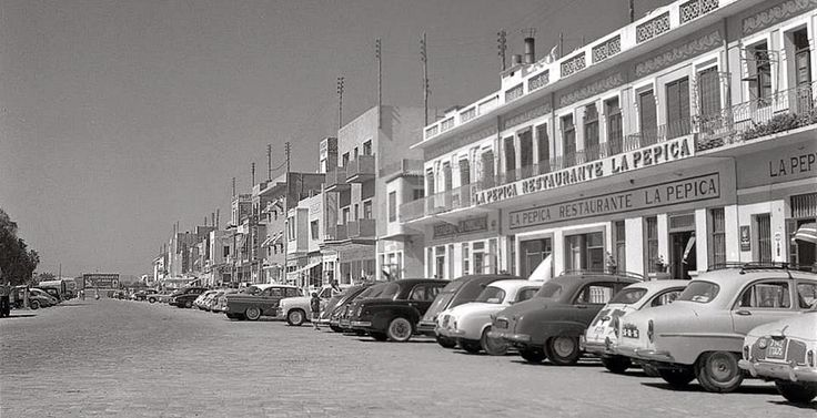 Valencia in the sixties