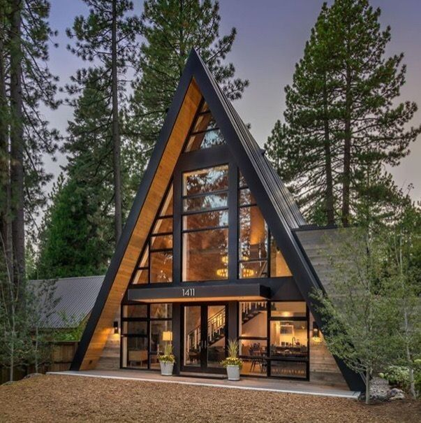 Pin By Gru On San Gru A Frame House Plans House In The Woods A Frame House