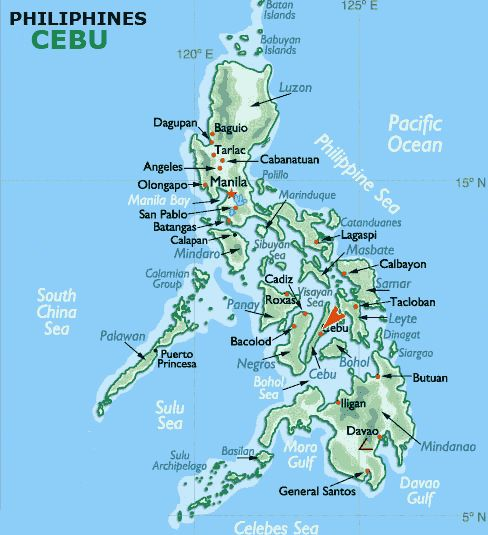 Best Philippine Map Ideas On Pinterest Philippines - Map of the philippines cities