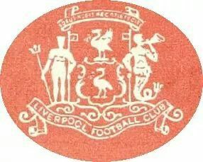 The very first badge of liverpool football club jft96