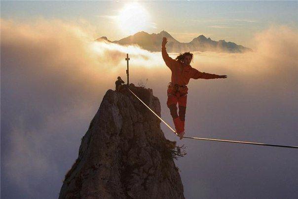 Когда ваши мечты будут сильнее ваших страхов – они начнут сбываться.