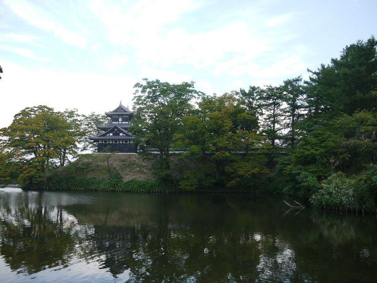 Takada castle, Jyoetsu city,Niigata pref.