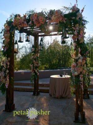 flower altar