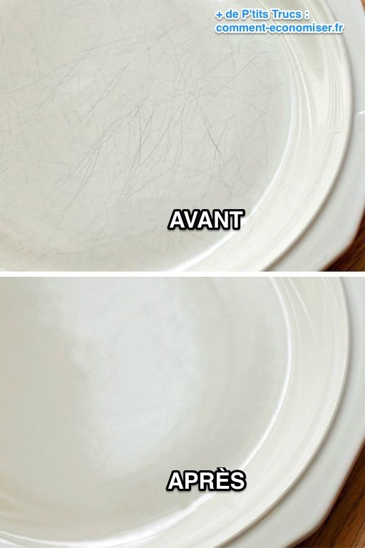 Traces & Rayures assiettes