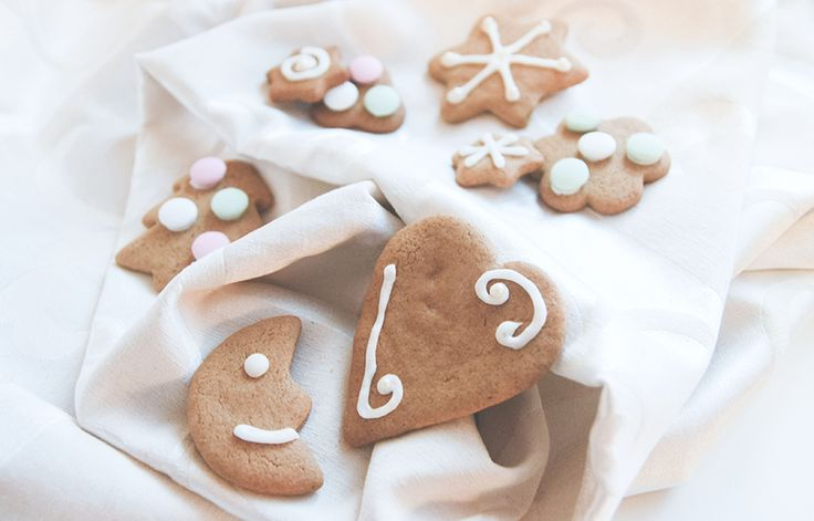 lily.fi/blogit/ps-never-stop-smiling: Gingerbread cookies