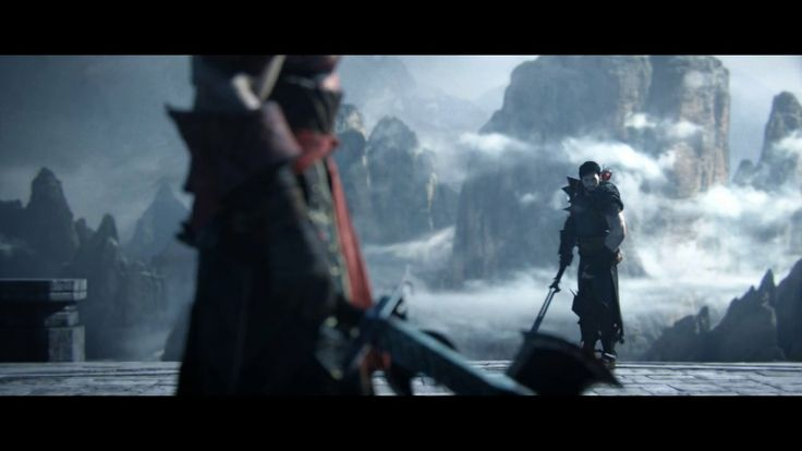 Dragon Age 2. trailer, 2010 on Vimeo