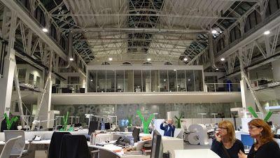 Den Architektury 2015 - Karlín redakce Economia