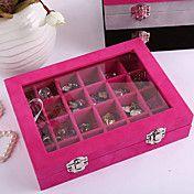 24 Stuk Hout Dames Grote Storage Jewelry Box – EUR € 17.18