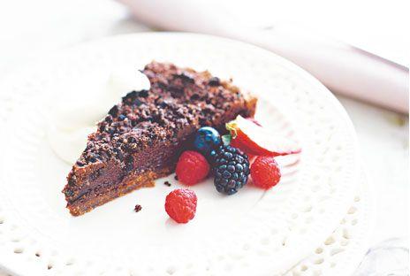 Chokladtryffelpaj med Oreo cookies | Köket.se