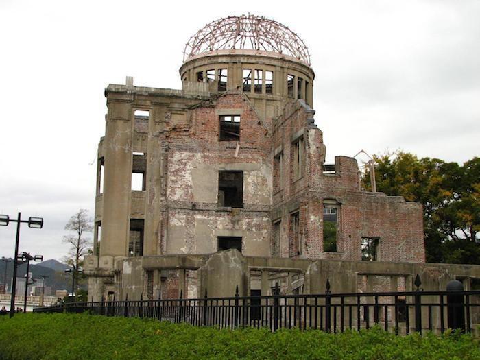 Mémorial de la paix d'Hiroshima (Dôme de Genbaku)