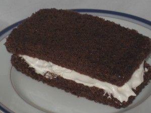 Homemade Suzy Q Type Snack Cakes – Recipe