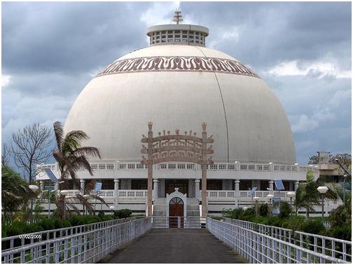 Nagpur - Deekshabhoomi
