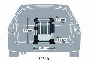 So finden Sie die richtige Größe der Hundetransportbox - Hundetransportbox im Test
