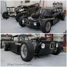 BMW Hot Rod