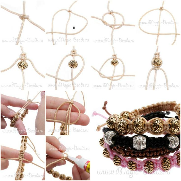 How to make Shambhala Bracelet step by step DIY tutorial instructions, How to, how to make, step by step, picture tutorials, diy instructions, craft, do it yourself