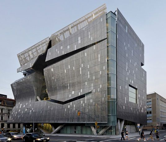 41 Cooper Square: designed to make you meet others