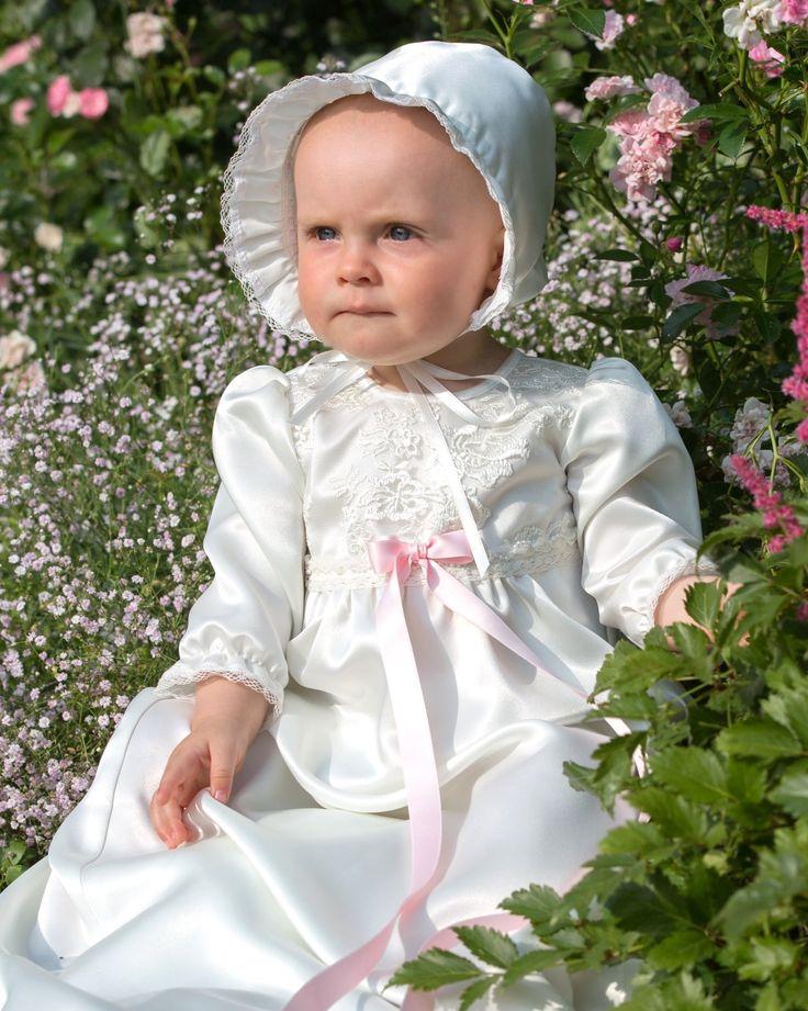 Dåpskjole Alva fra Grace of Sweden.