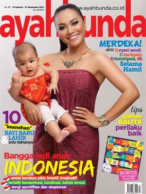 Ayahbunda's 17th Cover on 2013