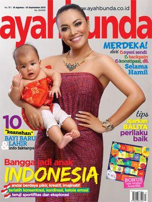 Ayahbunda's 17th Cover on 2013