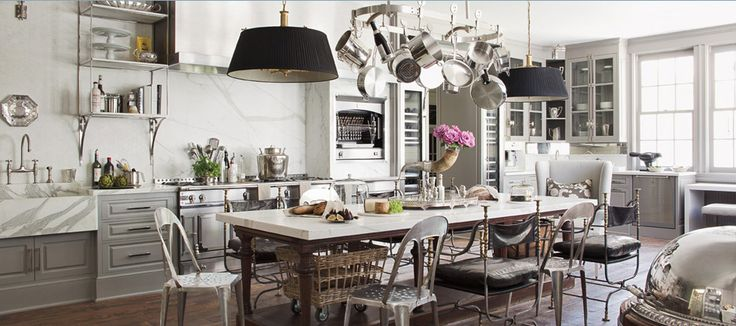 I am in LOVE with this kitchen !!! House of Windsor -Veranda