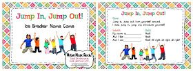 Jump In, Jump Out - Name Game Ice Breaker (Great back-to-school activity)