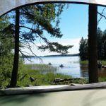 Tree Camping on Island –  Luleå Archipelago
