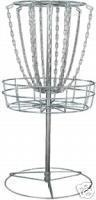 New DGA M-14 Portable Target Disc Golf Basket very nice