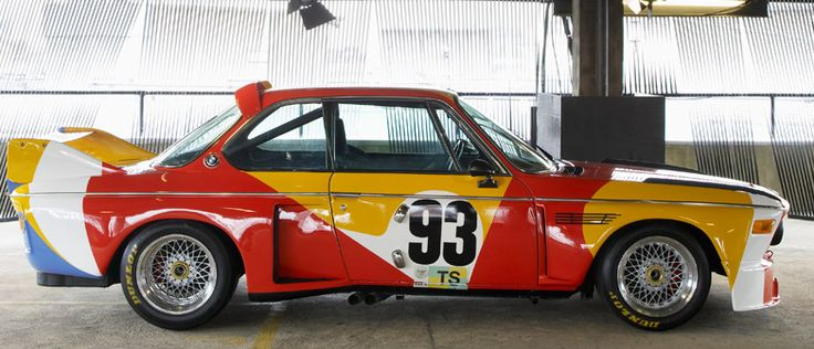 CSL Art Car