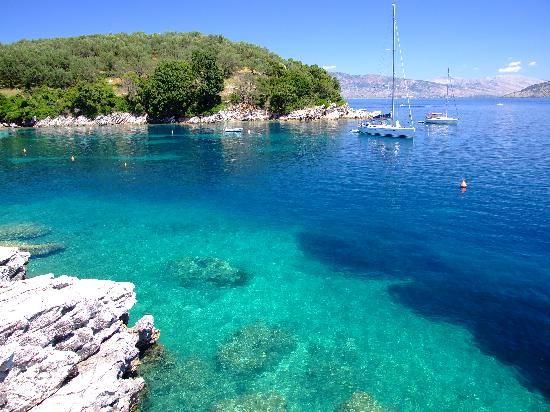 Corfu.. an amazingly beautiful place