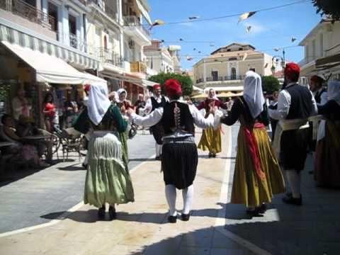 Τα Κύθηρα χορεύουν στη Ζάκυνθο-Μεσσαρίτικος