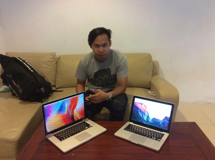 MacBook Pro 15 inch 2011 & Macbook Pro 13 inch 2011 sold to a Happy Customer. Thank You :)