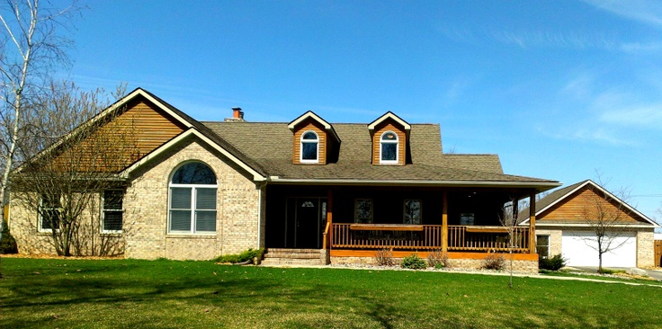 PRICE REDUCED TO 325,000! Over 5500 square feet, custom