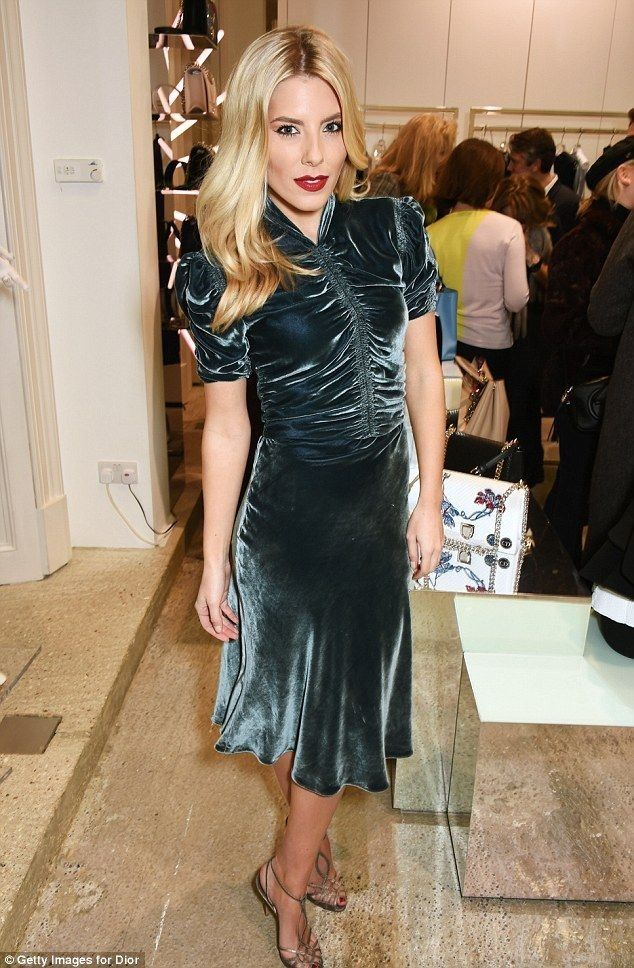 Pixie Lott and Mollie King attend Dior party - Celebrity Fashion Trends