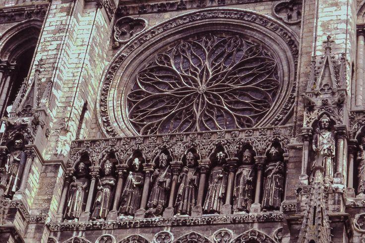 Amiens - Cattedrale(particolare)