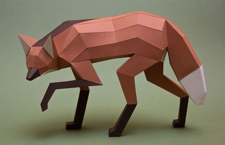20+ Geometric Animals – The latest creations of Guarda Bosques