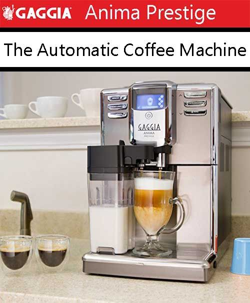Automatic Coffee Machine Price