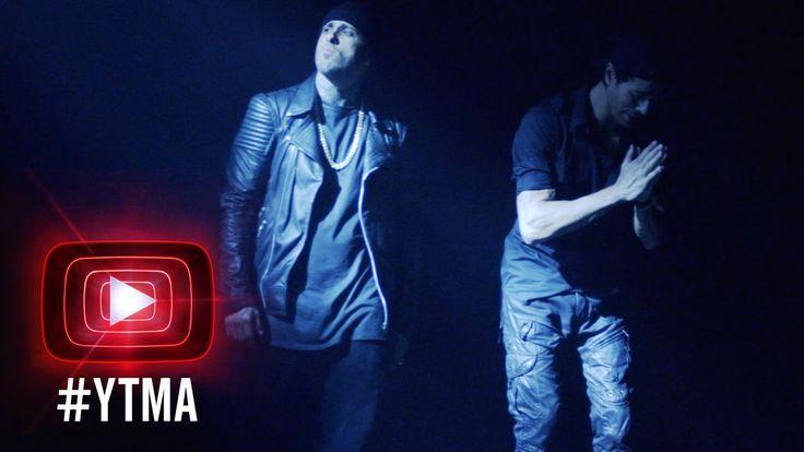 #NickyJam y #EnriqueIglesias -  El Perdón  - visit the streets of South America in this urban tinted music video.