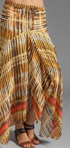 богемная юбка 3