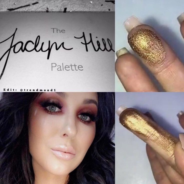 Jaclyn Hill Morphe Palette coming March 2017