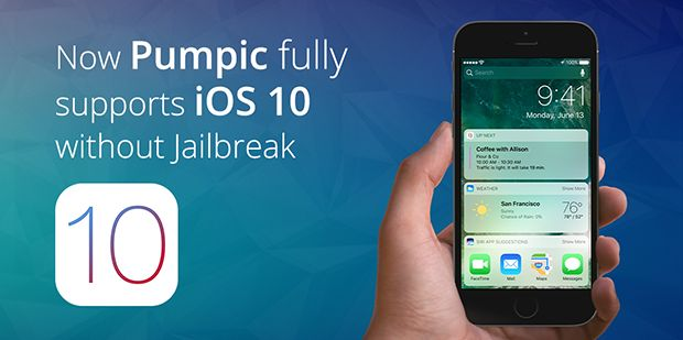 Pumpic is happy to announce that our iCloud Monitoring Solution (non-jailbreak) is fully compatible with the latest iOS 10 update