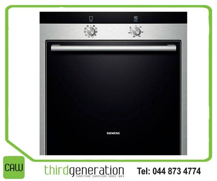 The Siemens Universal Plus Oven is a multifunction oven with multiple cooking functions, conventional heat, hot air plus, pizza setting, bottom heat and hot air grilling. Get it today at #CAW3G #Siemens #Lifestyle