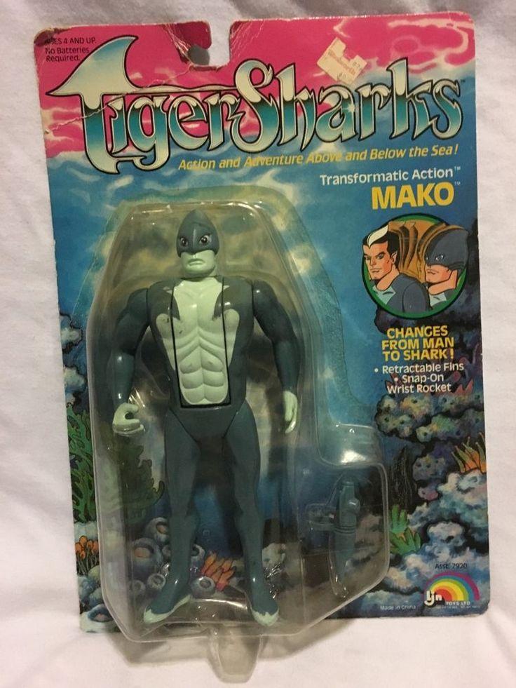 Ljn Tigersharks Mako Action Figure (thundercats toys) | Toys & Hobbies, Action Figures, TV, Movie & Video Games | eBay!