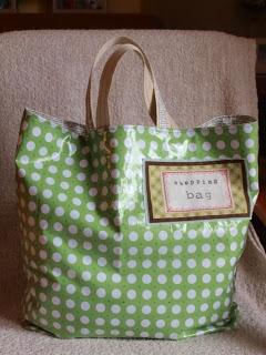 No paris de cosir...: Shopping BAG tutorial